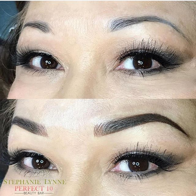 YESSSS! Another set of flawless brows by