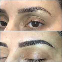 Revamping these brows, The Perfect 10 wa