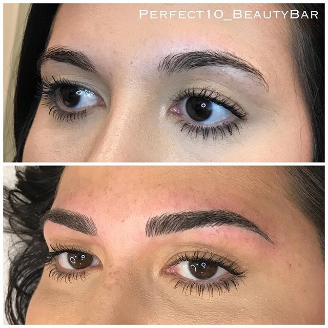 Perfect 10 👌🏼_#houstonbrows #houstontx #houstonmicroblading #microbladinghtx #microblaingbrows #mi