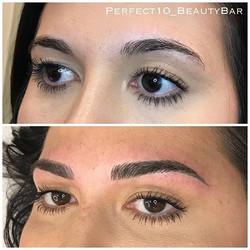 Perfect 10 👌🏼_#houstonbrows #houstontx #houstonmicroblading #microbladinghtx #microblaingbrows #mi