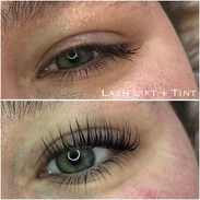 WOW! 😱This lash lift is to die for!!! D