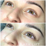 Lash lift love 💗_•_•_#perfect10permanen