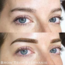 Beautiful brows to match those beautiful