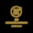 A3_Artists Agency_Logo_full color-gold_v