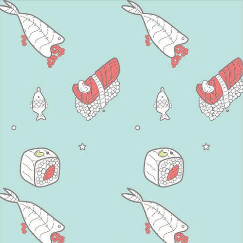 Simply sushi wallpaper