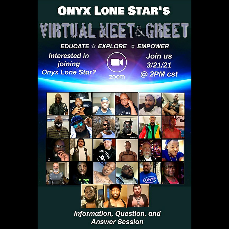 OLS Virtual Meet & Greet