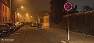 Neukáznění řidiči brání svými auty v provádění zimní údržby sídlišť