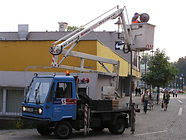 Celoroční údržba veřejného osvětlení