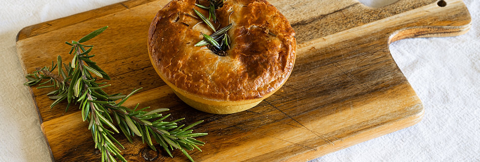 Outback Lamb Roast Lamb & Veg Pie 12 pack