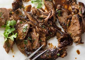 Ottolenghi's Roast Lamb Shawarma
