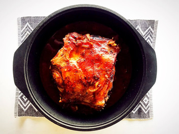 Outback Lamb Shoulder from Kylie Harvey