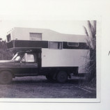 Finished camper 1971