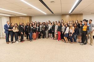 Sheryl Sandberg Visit 2019