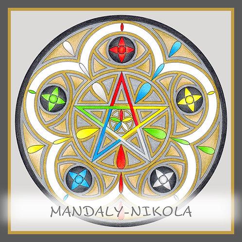 Mandala 2021 - Leden