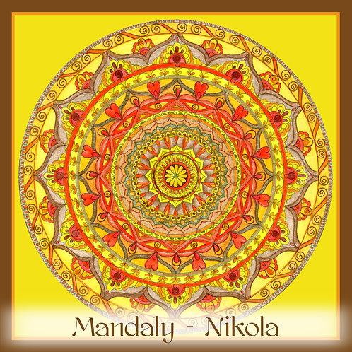 Mandala 2019 - Srpen