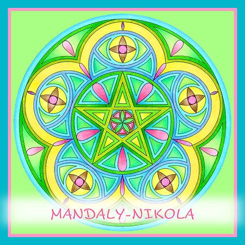 Mandala 2021 - Květen