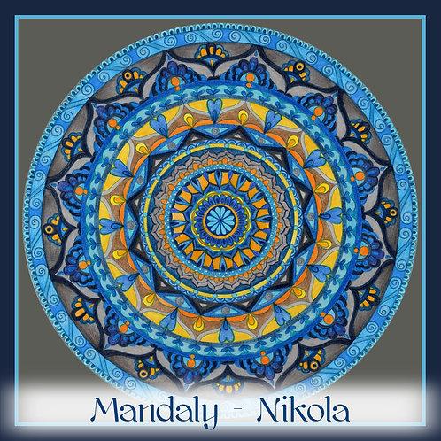 Mandala 2019 - Září