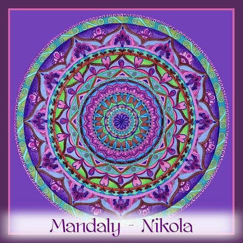 Mandala 2019 - Říjen