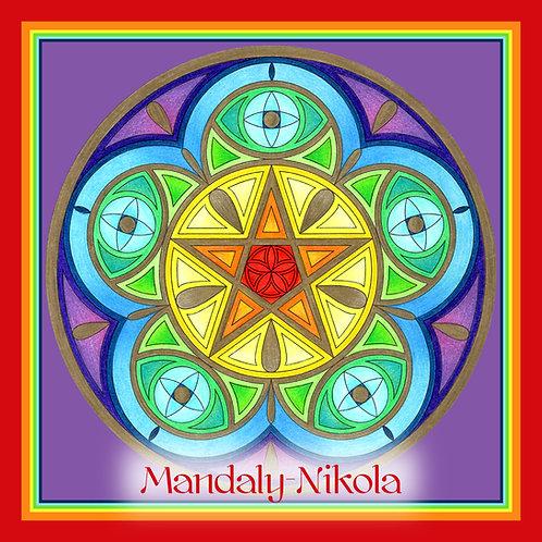 Mandala 2021 - Červen