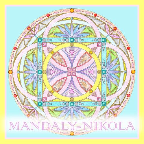 Mandala 2020 - Září