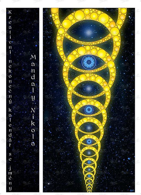 GALAXIE - Nekonečný kalendář se jmény