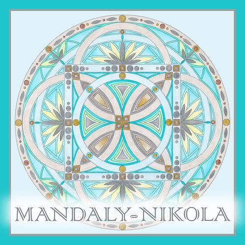 Mandala 2020 - Březen
