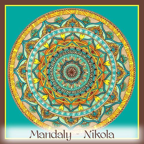 Mandala 2019 - Duben
