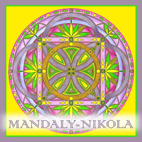 Mandala 2020 - Duben