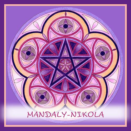 Mandala 2021 - Únor