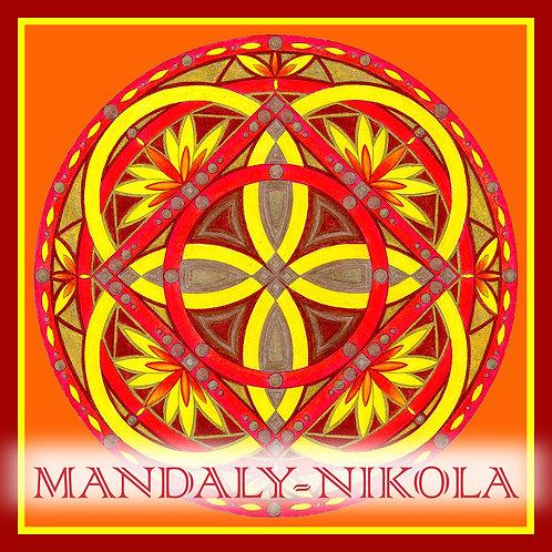 Mandala 2020 - Srpen