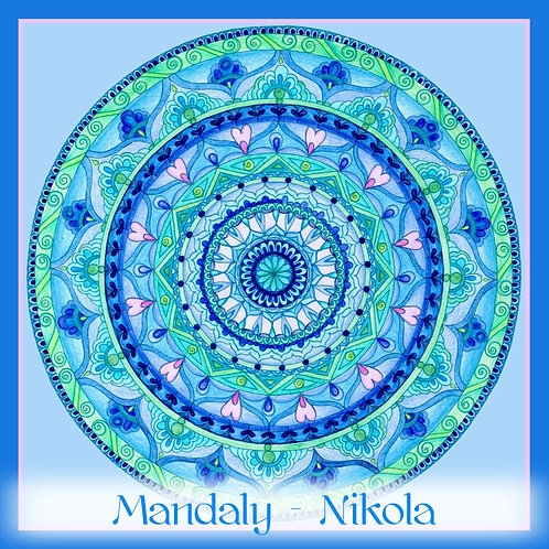 Mandala 2019 - Červen