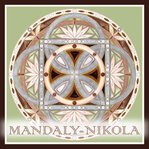 Mandala 2020 - Listopad