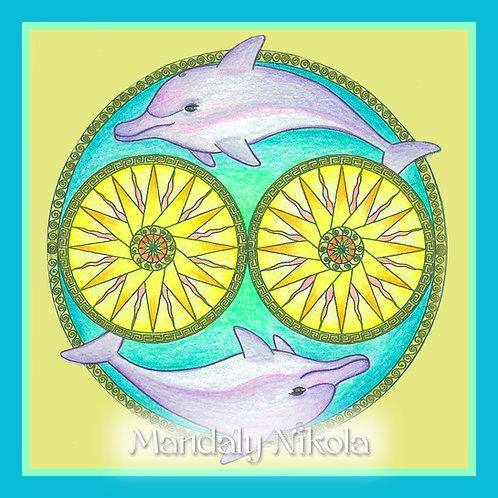 Delfíni z Kréty