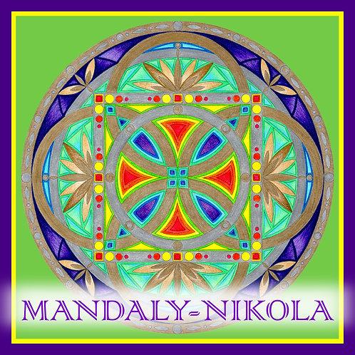 Mandala 2020 - Říjen