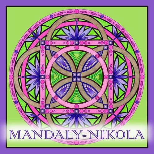 Mandala 2020 - Květen