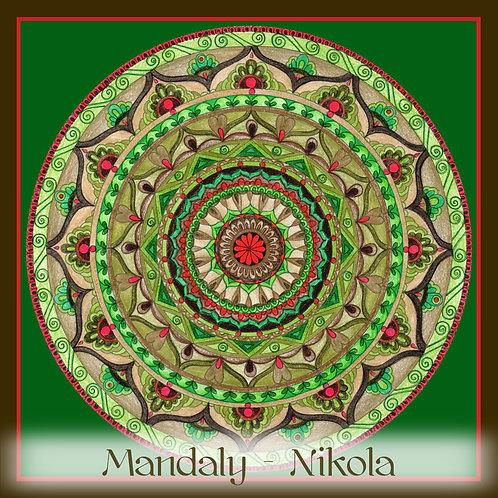 Mandala 2019 - Prosinec