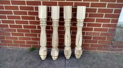 Ornate Ash Leg