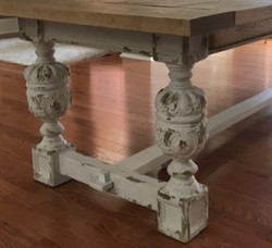 French Provincial Trestle