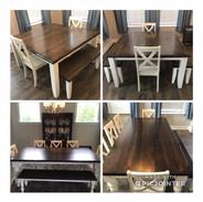 Custom Tables - Square & Rectangle