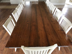 Reclaimed Pinewood Table