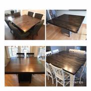 Custom Square Tables