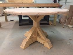Craftsman Style Pedestal
