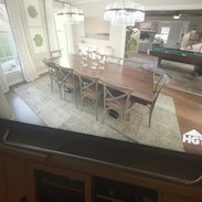 HGTV Featured Table