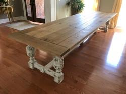 13' White Oak Plank