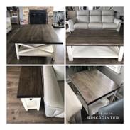 Coffee & Sofa Tables