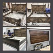 Custom Bed Frame & Headboard
