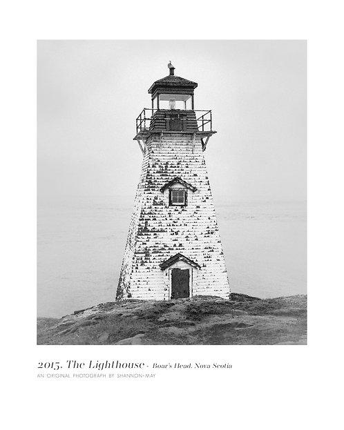 The Lighthouse - Boar's Head, Nova Scotia