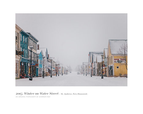 Winter on Water Street