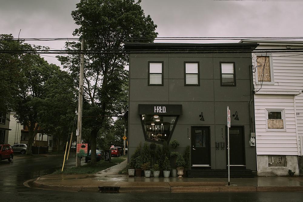 Fred Salon Halifax Nova Scotia