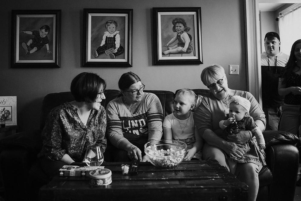 family documentary family photographer in st. andrews new brunswick